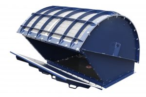 flameless venting panels