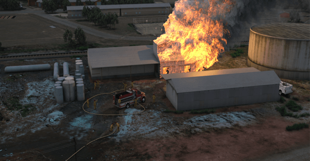 Chemical Explosion