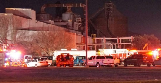International Paper: Off-gases caused major plant explosion - Atex